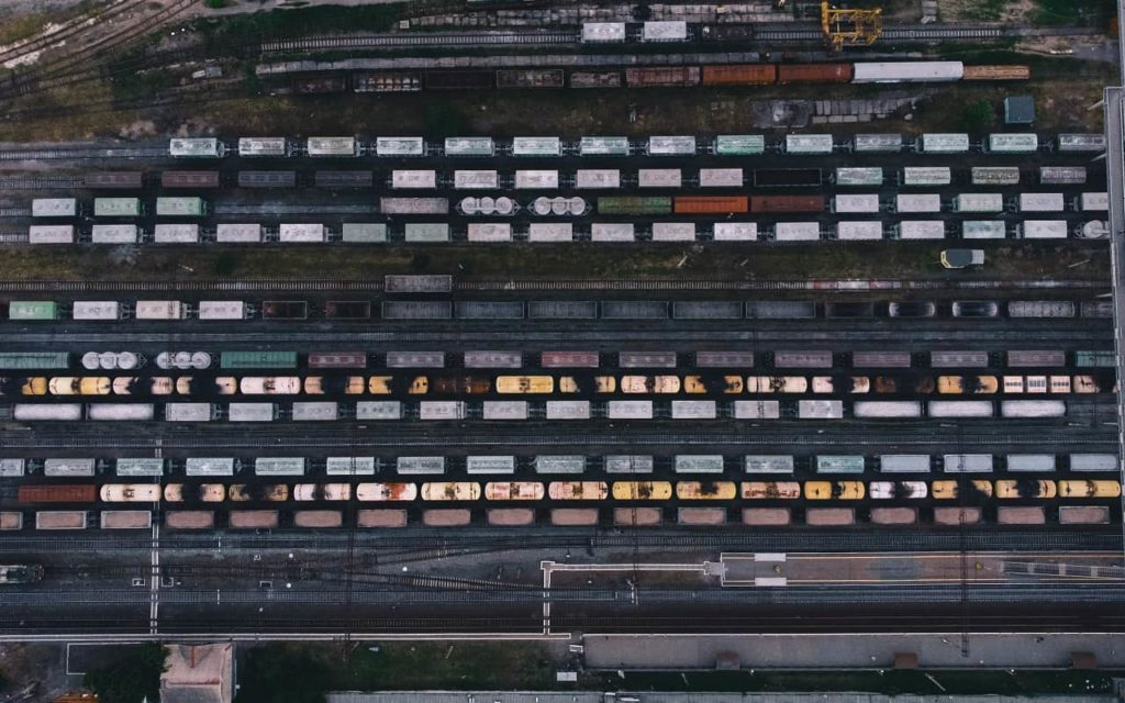 Rail Transport From China Rail Terminal For Transport From China
